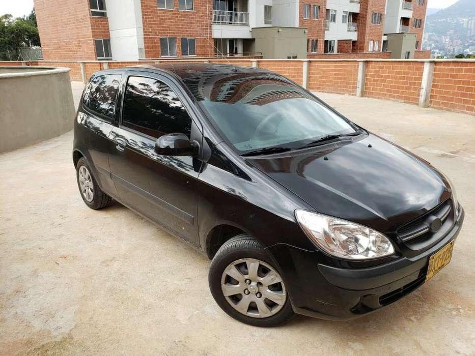 Hyundai Getz  2011 - 85000 km