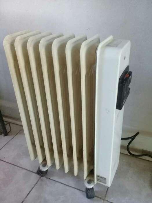 Estufa <strong>radiador</strong>