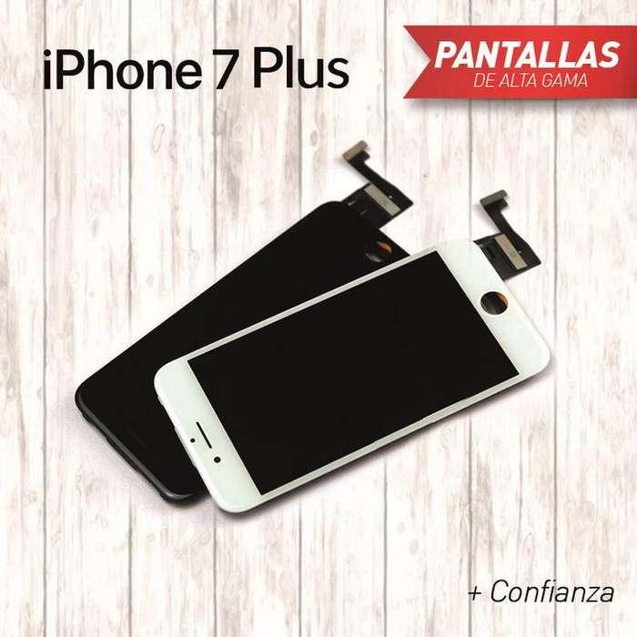 Pantalla IPhone X/8PLUS/7PLUS/8/7/6SPLUS/6PLUS/6S6/5/5C/5S/SE /15 MINUTOS / Celulares Usa. Garantía.