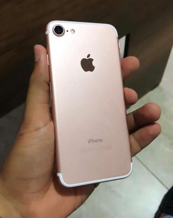 iPhone 7 de 32 Gb Perfecto Estado!