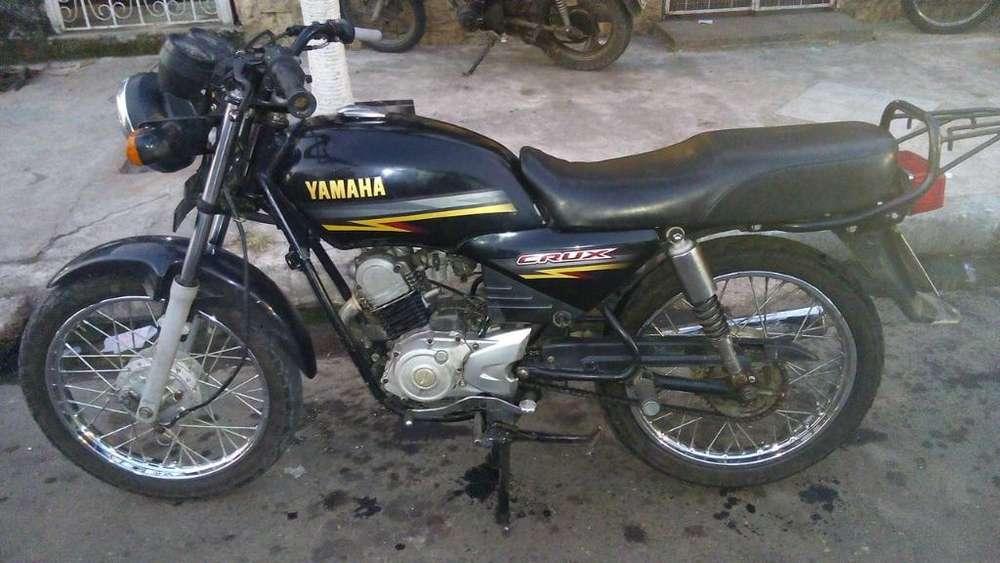 Vendo Moto <strong>yamaha</strong> Crux