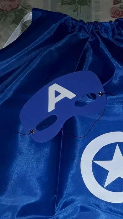 Capas <strong>disfraces</strong> Y Antifaz
