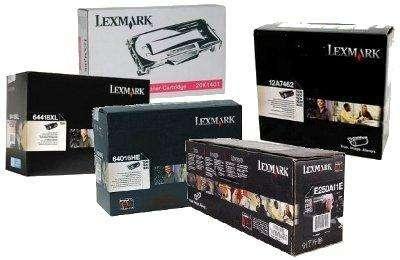 LEXMARK TONER E120 500Z 504H 520Z 524H 604H 60F4H00 MX310/504X 624H 708 808 C746 E230 E 260 E360 E460 463 651 746 Y MAS