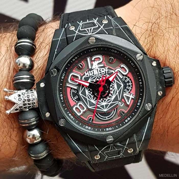 Reloj para caballero de 80mil III
