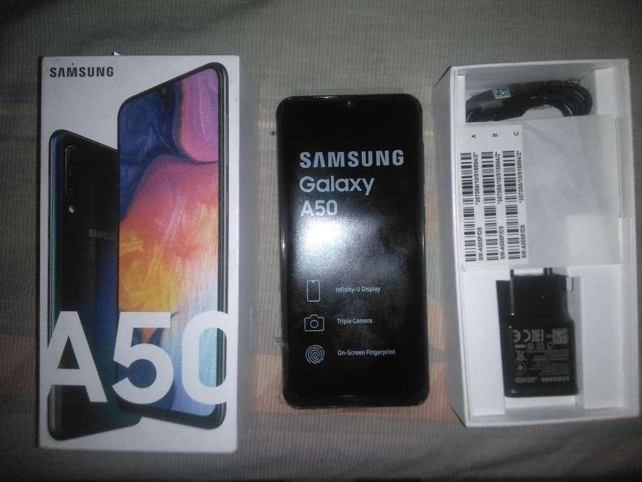 nuevo samsung galaxy A50 esta nuevo
