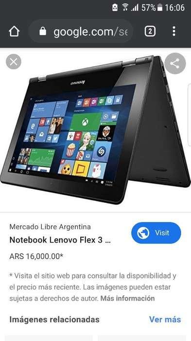 Netbook Lenovo <strong>flex</strong> 3