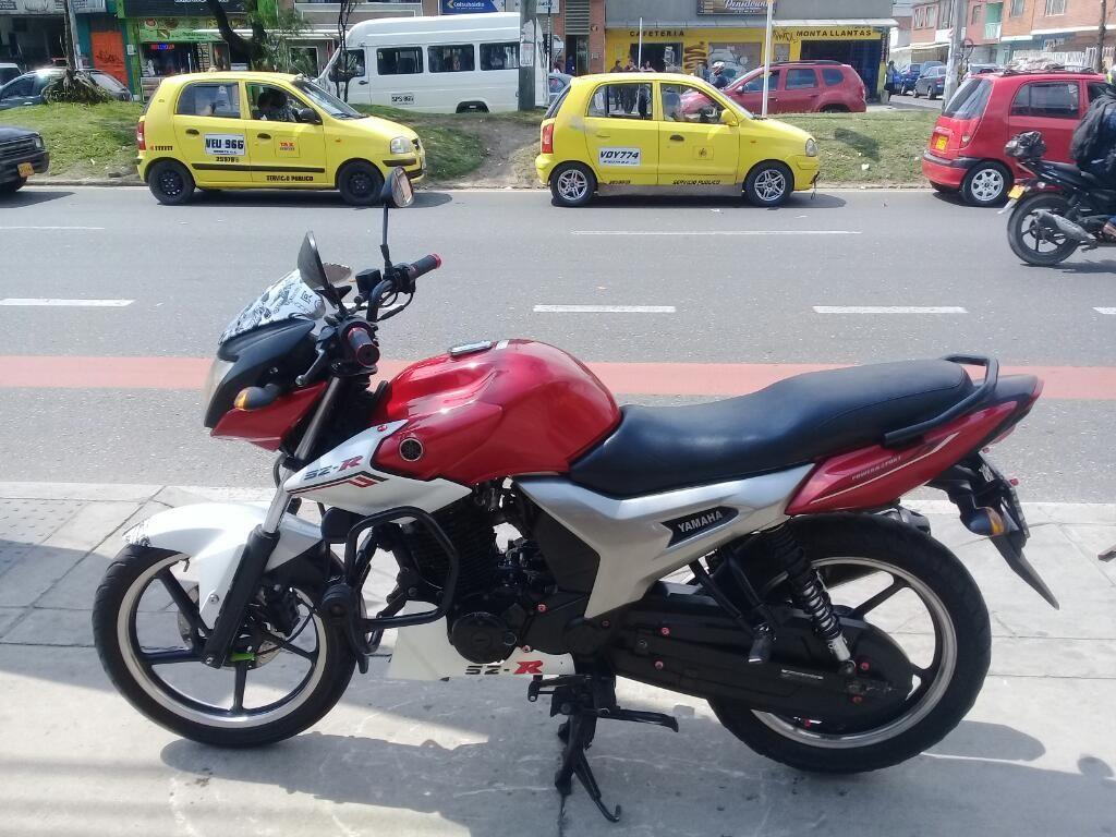 Yamaha Sz 16 R Modelo 2014