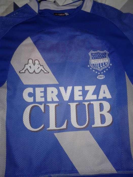 Camiseta Emelec 2004