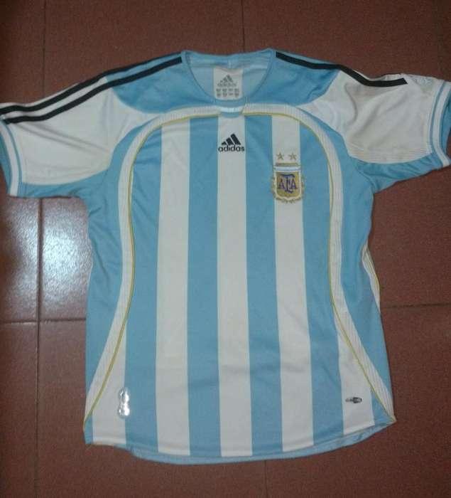 Camiseta Selección Argentina Alemania
