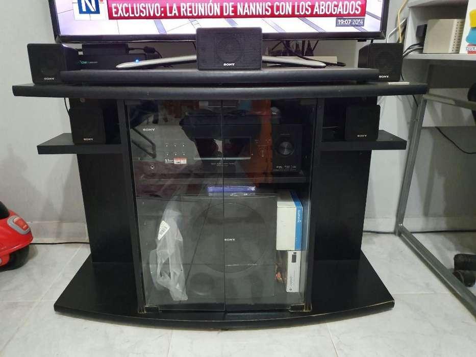 Mesa Rack Tv