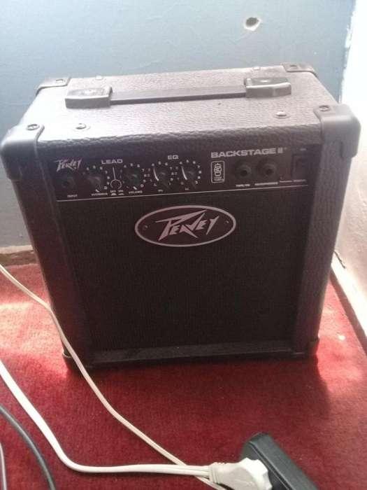 Amplificador de guitarra Peavey Backstage II