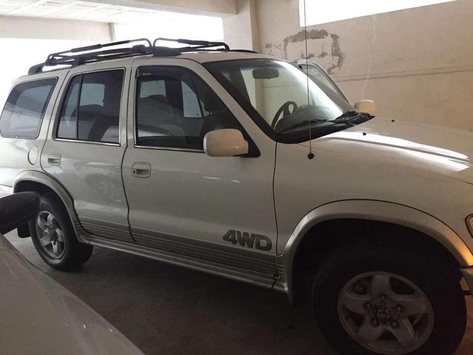 Kia Sportage 2003 - 200000 km