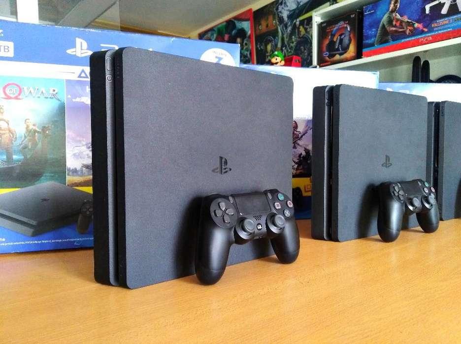 Vendo Consolas Play 4