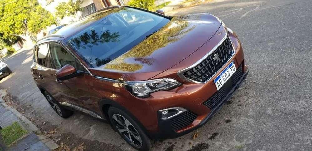 Peugeot 3008 2017 - 9000 km