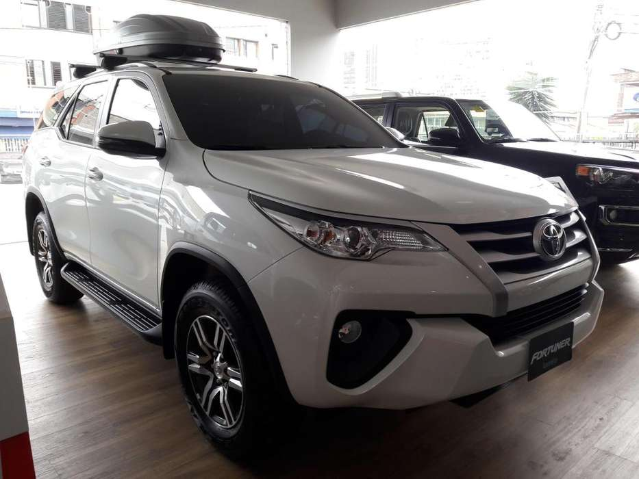 <strong>toyota</strong> Fortuner 2020 - 0 km