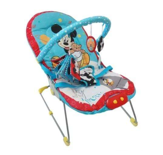 Silla Bouncer Mickey - Usada