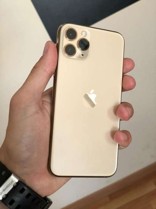 IPHONE PRO 256G GOLD