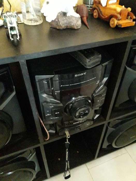 Equipo de Sonido Sony 3183183608