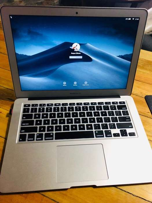 Mac Book Air Core I5 13.3 Early 2015 4gb Ram 128 Gb Ssd