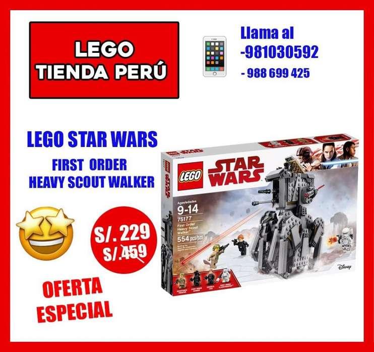 Star Wars Lego Originales sellados