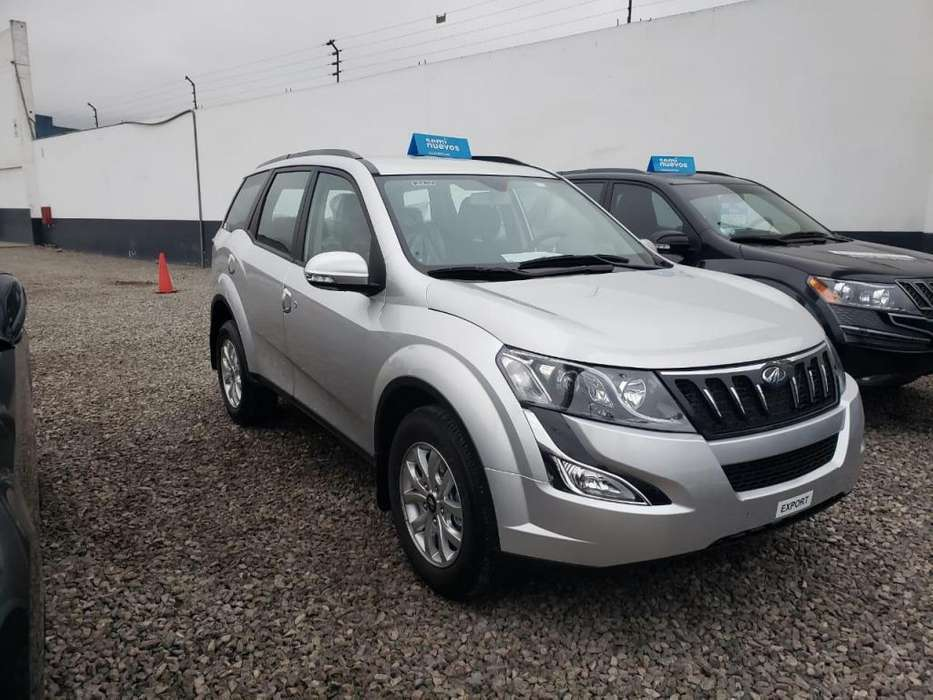 Mahindra XUV 500 2018 - 300 km