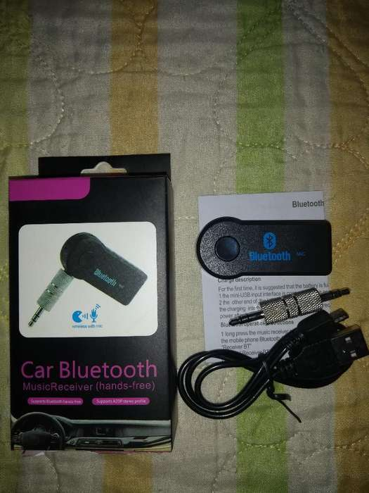 Receptor Bluetooth Nuevo Rn Cja