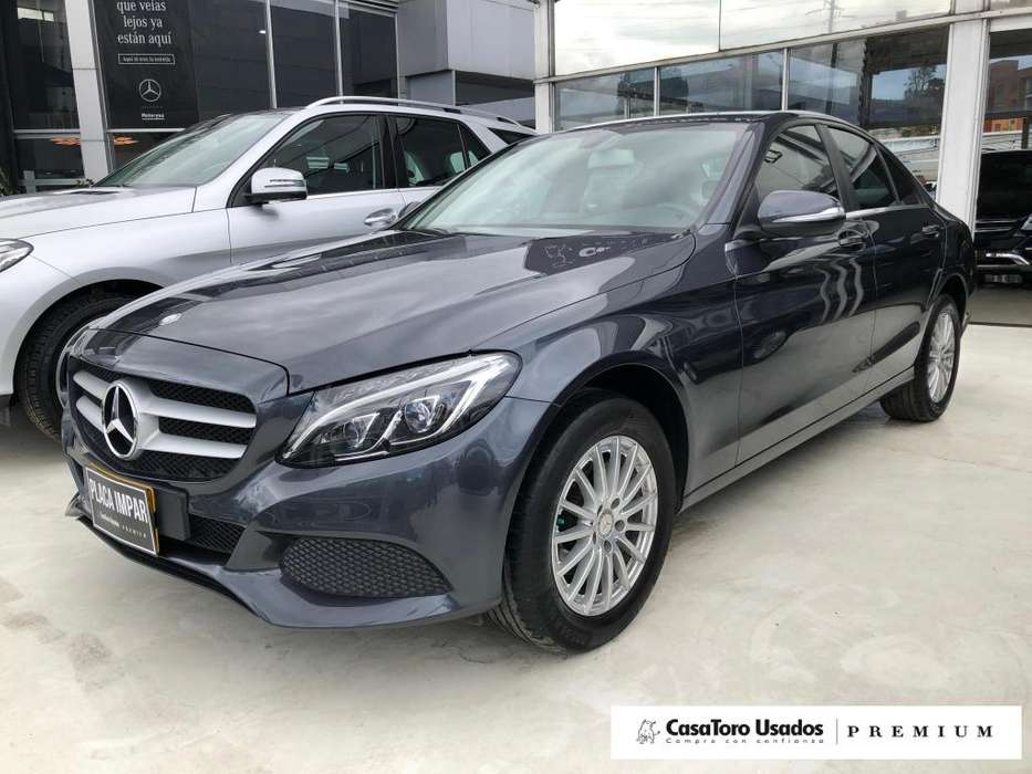 <strong>mercedes</strong>-Benz Clase C 2015 - 45930 km
