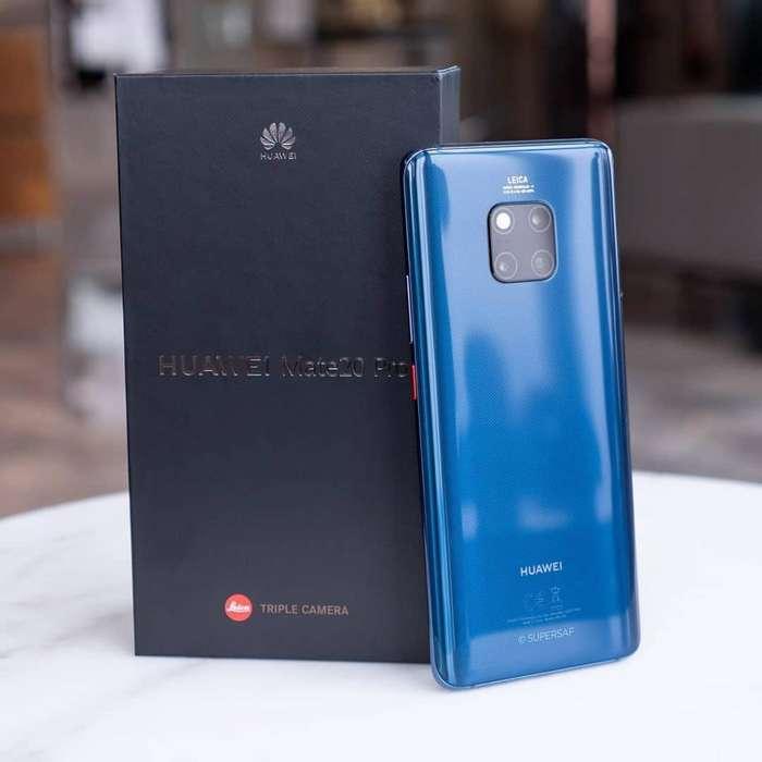 Huawei M a T E 20 Pro Color Azul