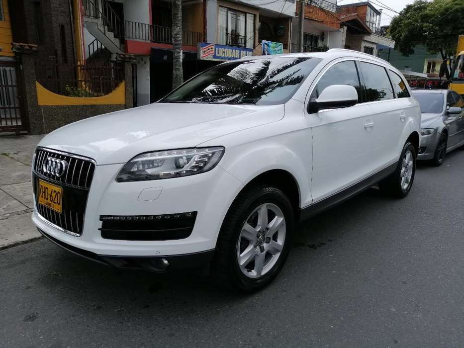 <strong>audi</strong> Q7 2011 - 36000 km