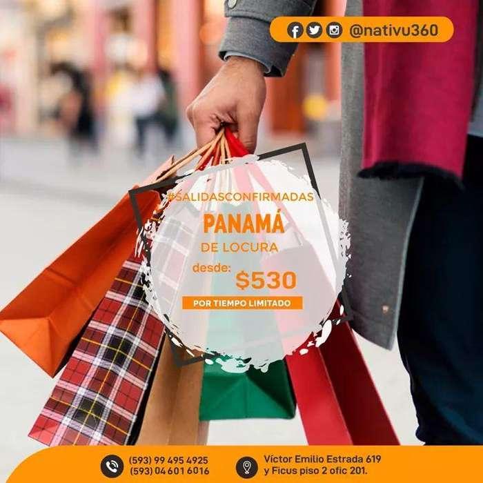 PANAMA A LA VISTA !