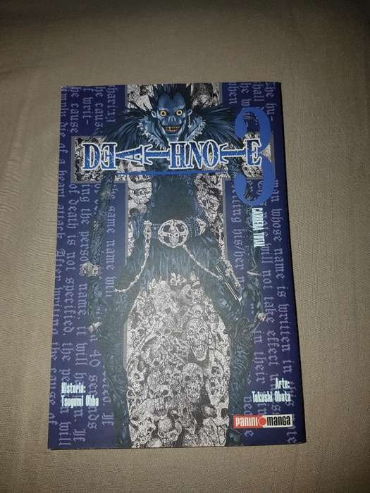 Manga Death Note Vol.3