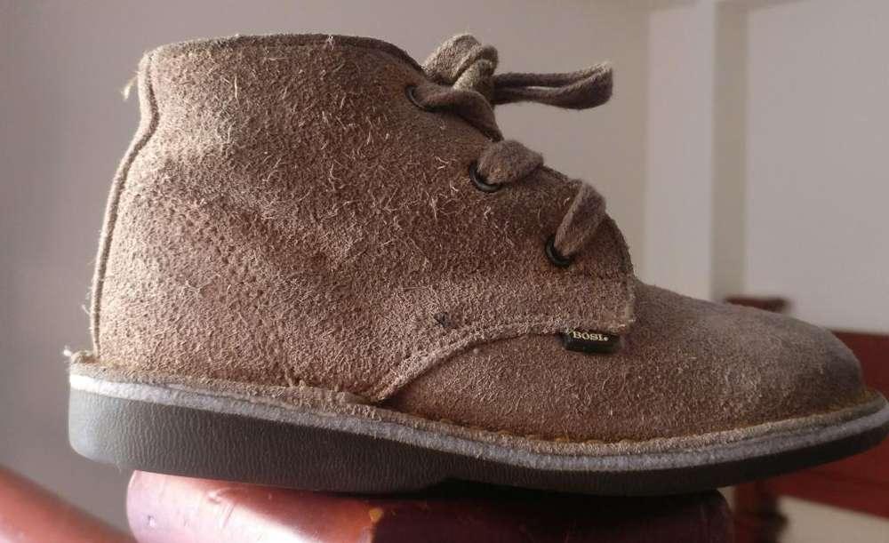 Zapato Bossi Talla 27