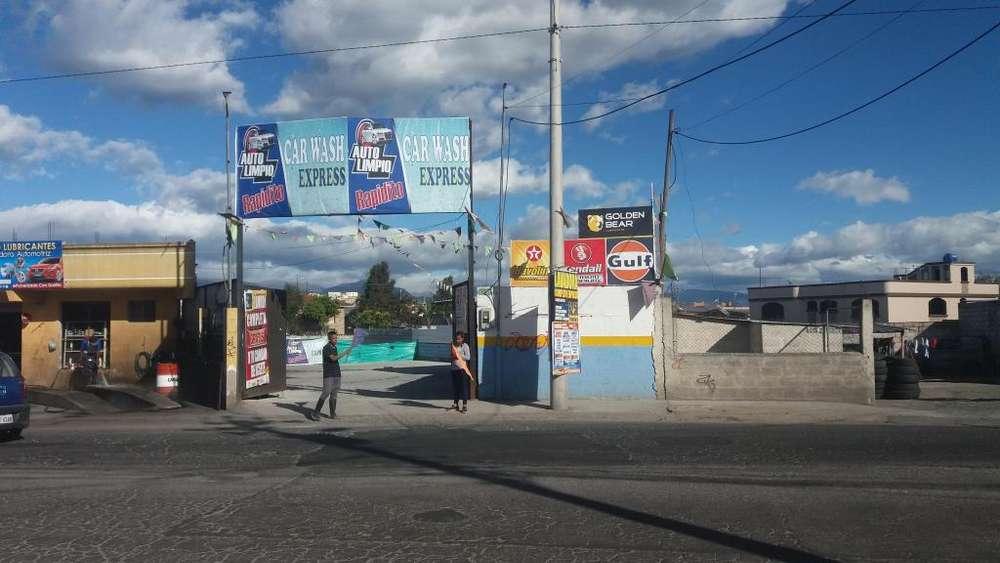 Arriendo Terreno Comercial 2 Frentes Via Principal Av. Capt. Geovany Calles Marianitas Calderón