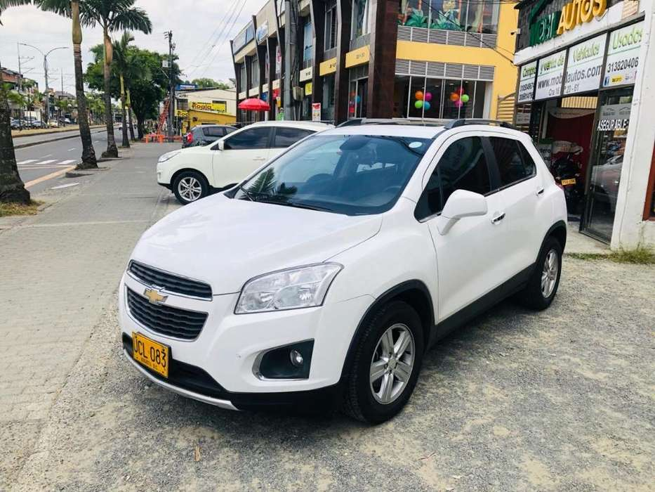 Chevrolet Tracker 2015 - 43000 km