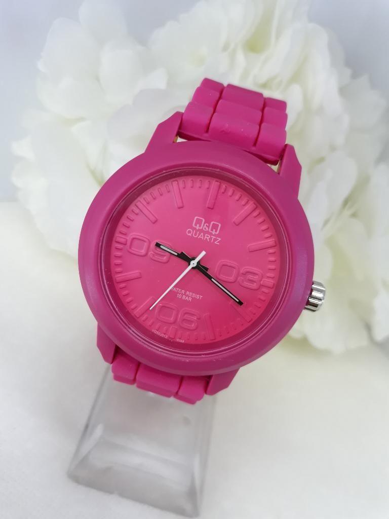 21066e64409d Reloj Q q Dama Deportivo Original - Bogotá