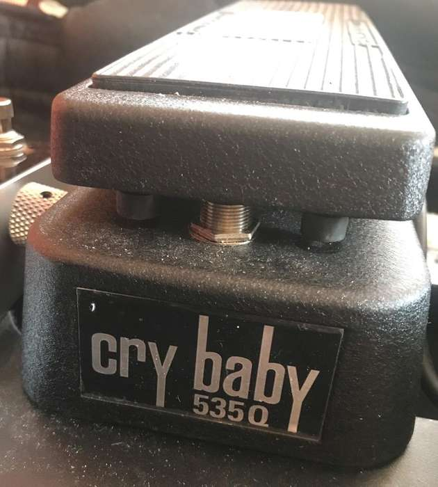 Pedal Wha Crybaby