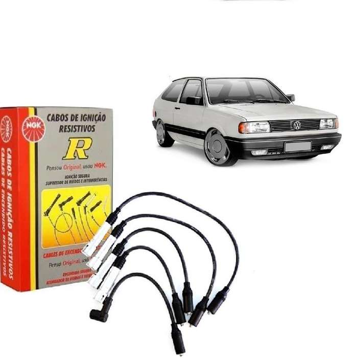 CABLE DE BUGIA NGK VW / FORD 1986 – 1995 S430