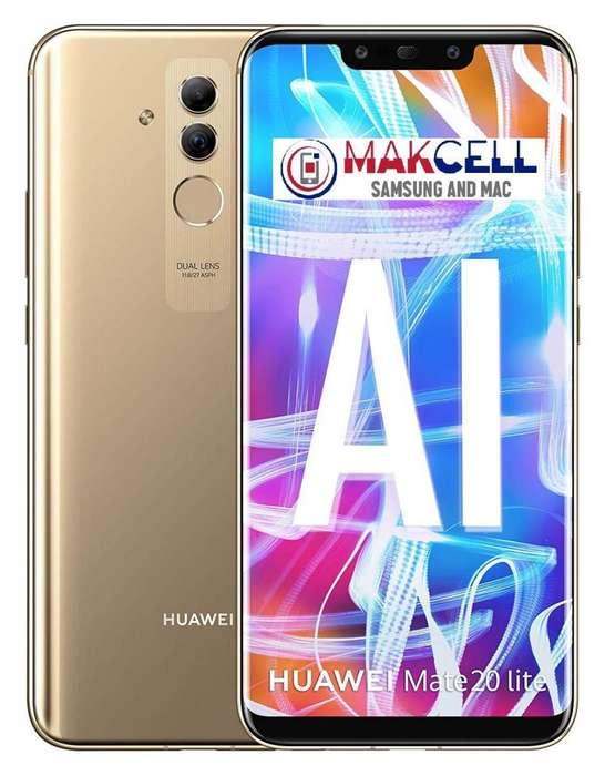 Huawei Mate 20 Lite 270 Nuevos y Garantizados Mica de vidrio de Regalo