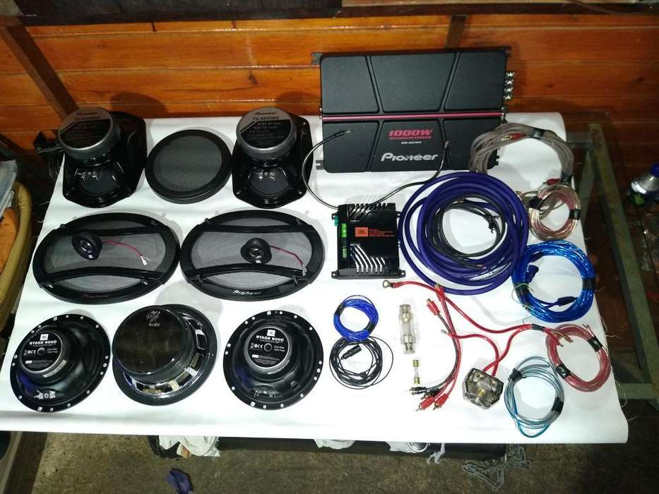 Car Audio Completo