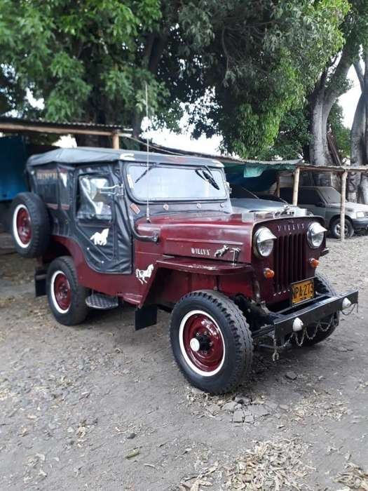 <strong>jeep</strong> Willys 1953 - 0 km