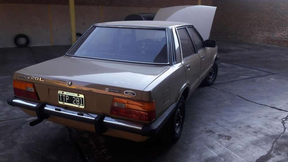 <strong>ford</strong> Taunus 1984 - 37100 km