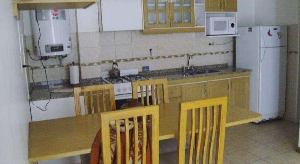 ue99 - Departamento para 2 a 4 personas con cochera en Ciudad De Mendoza