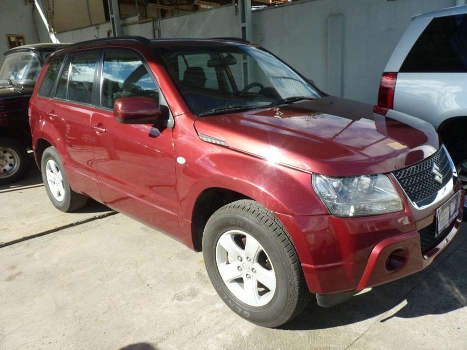 Suzuki Grand Vitara SZ 2014 - 130974 km