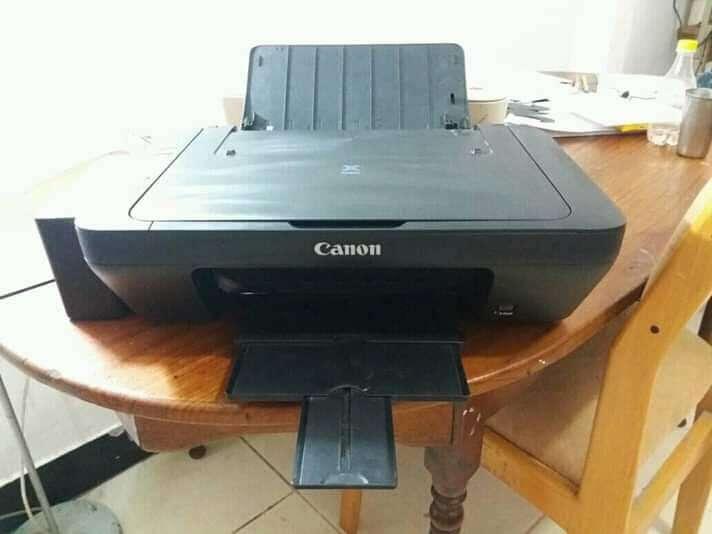 <strong>impresoras</strong> CANNON E471 y HP DESKJET 1515 EN COMBO