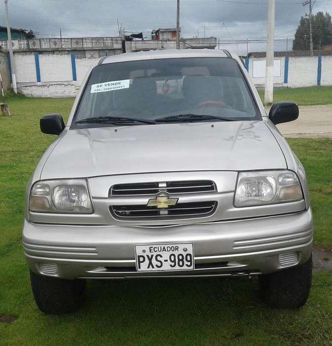 Chevrolet Grand Vitara 2002 - 160000 km