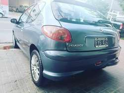 206 XS 2007 FULL 1.6 3 PTAS IMPECABLE.