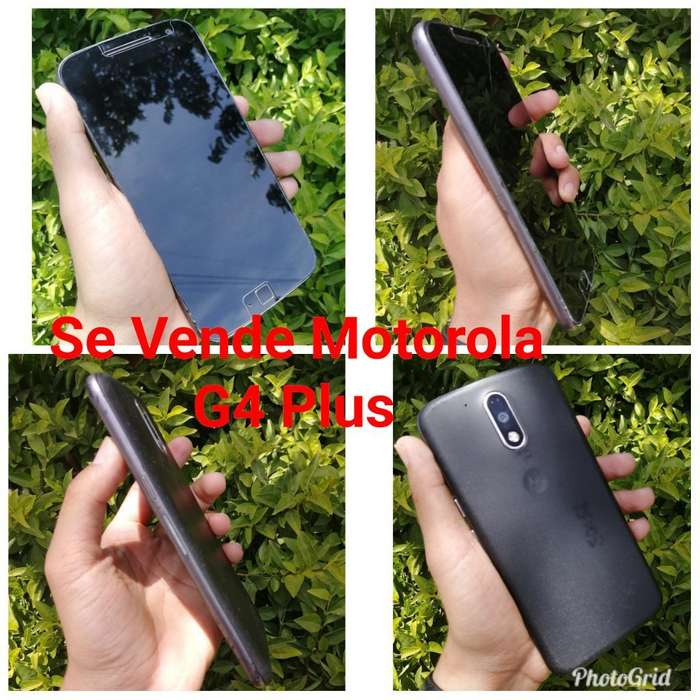 Se Vende Motorola G4 Plus de 32 Gb