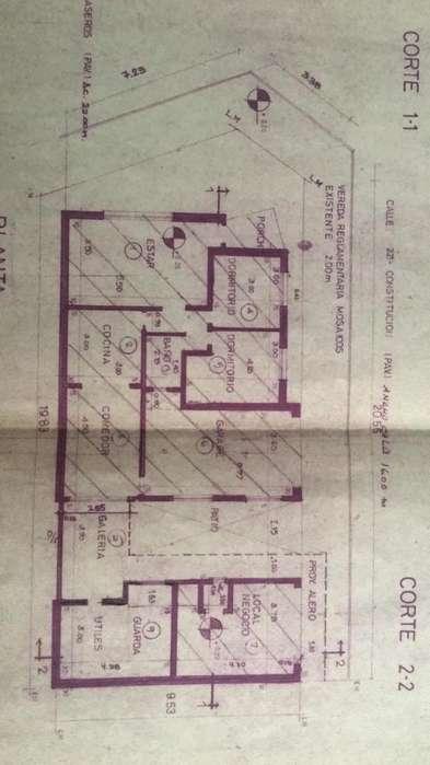 Casa en Alquiler en Bernal, Quilmes 20000