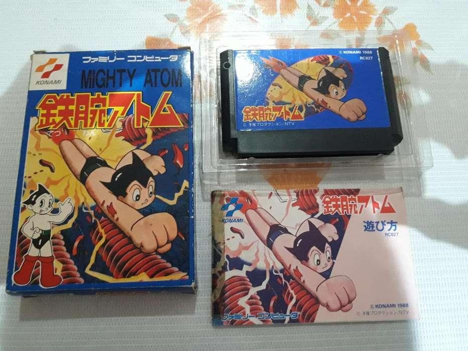 Astro Boy Famicom