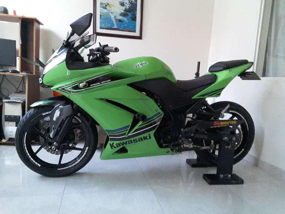 Se vende <strong>kawasaki</strong> Ninja 250r